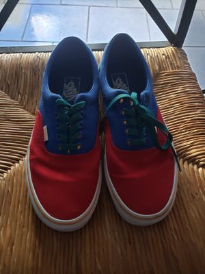 Vans multi color for Sale in Corpus Christi, TX