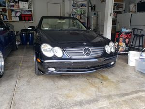 Motor & Parts Mercedes CLK 320 Convertible For parts for Sale in Corona, CA