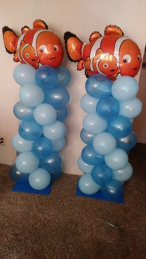 Balloon columns for Sale in Sanger, CA