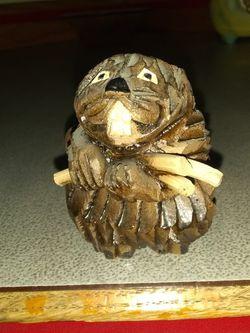 Artesania Rinconada Uruguay Art Pottery Beaver Figurine for Sale in Bremerton,  WA