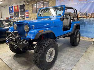 1977 Jeep CJ-7 for Sale in Chicago, IL