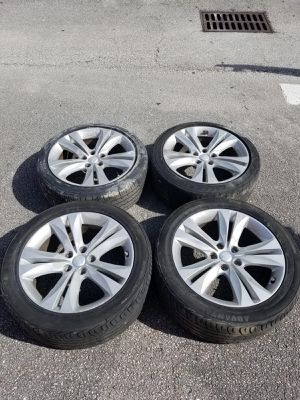 Rims 18 Hyundai 5 lugs 114.3 mm for Sale in Fort Lauderdale, FL