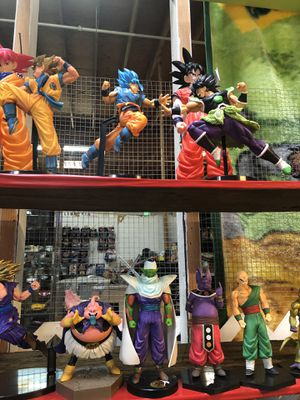 Dragonball Figures for Sale in Portland, OR