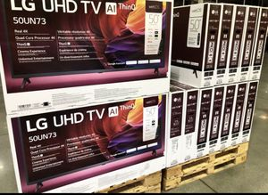 """50"""" LG 4K HDR SMART TV LED 2160p for Sale in Ontario, CA"""