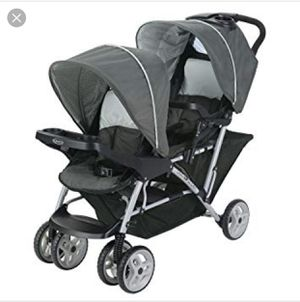Double stroller for Sale in Baltimore, MD