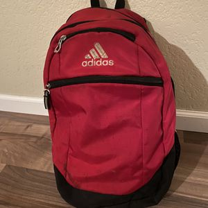 Adidas Backpack Red And Black for Sale in Burien, WA