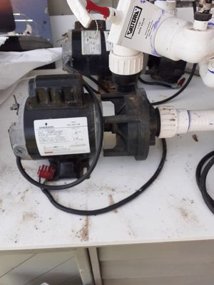 Hot tub pumps for Sale in West Palm Beach, FL