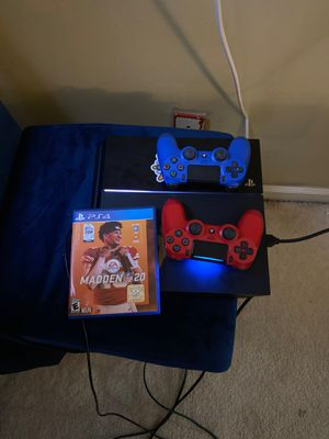 PS4 for Sale in Randallstown, MD