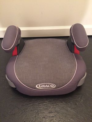 Graco Backless Booster Car Seat for Sale in Pittsburgh, PA