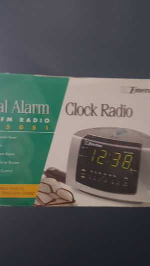 Alarm clock for Sale in Victorville, CA