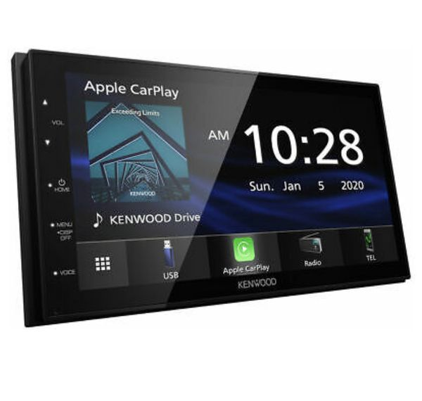 KENWOOD car stereo car Apple paly android auto stereo Bluetooth touchscreen system