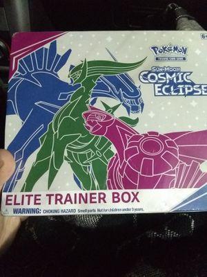 Pokemon Cosmic Eclipse for Sale in Fresno, CA