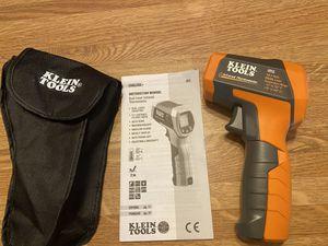 Klein Tools IR5 Dual Laser 12:1 Infrared Thermometer / Ryobi / ridgid / dewalt / Milwaukee / tools / electrical for Sale in Bridgeview, IL