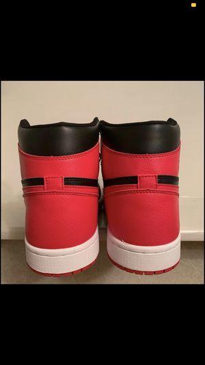 Jordan 1 Retro High OG Shoes Black/Red Size 11 for Sale in Bangor, ME