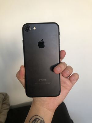 iphone 7 (locked) for Sale in Fontana, CA
