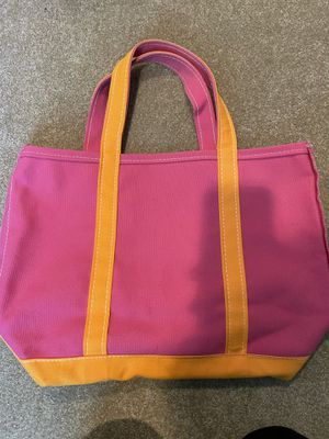 LL Bean Tote Bag for Sale in Moorestown, NJ