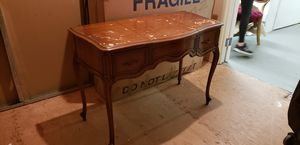 Antique beauty table for Sale in Santa Monica, CA