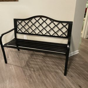 "Outdoor Park Patio Metal Bench 50"" Seat for Sale in Las Vegas, NV"