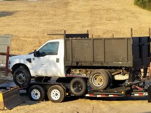 2008 Ford F450 Dump for Sale in San Jose, CA