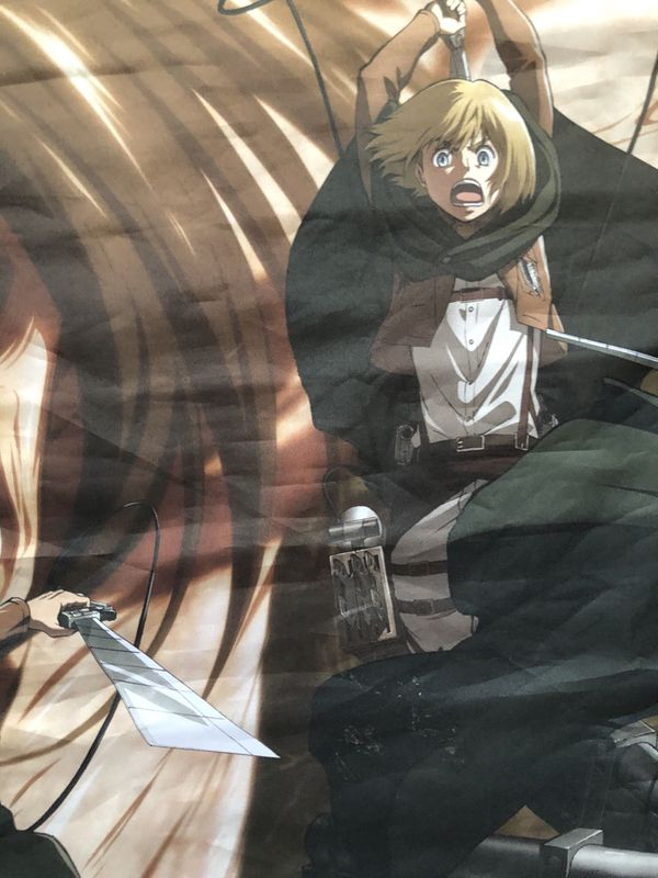 Attack of the titans season 2 banner