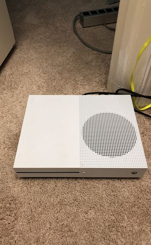 Xbox One S with controller and multiple games for Sale in Atlanta, GA