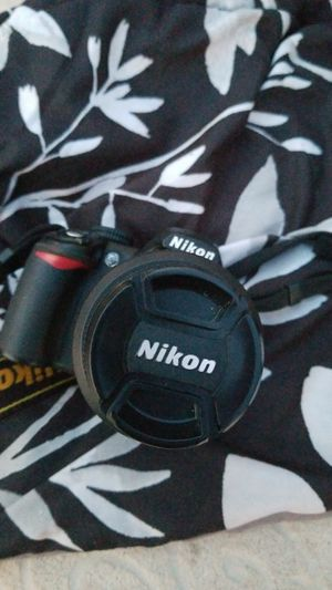 Nikon d3100 works like new for Sale in Baldwin Park, CA
