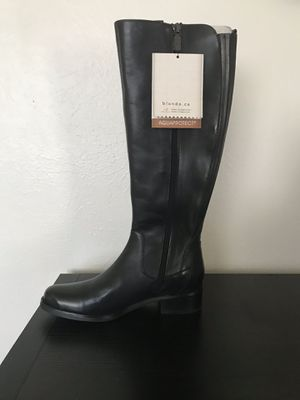 NEW Blondo Waterproof Leather Riding Boots for Sale in Littleton, CO