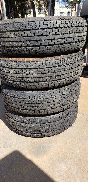Trailer tires ST215/75R14 for Sale in Lakewood, CA