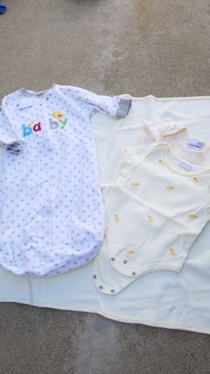 Baby clothes $1 each...good condition or new for Sale in Manhattan Beach, CA