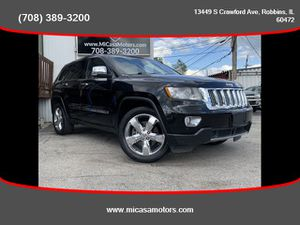 2011 Jeep Grand Cherokee for Sale in Robbins, IL