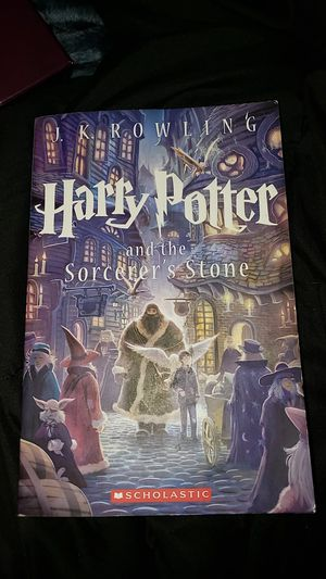 Hary Potter 1st Book for Sale in Riverside, CA