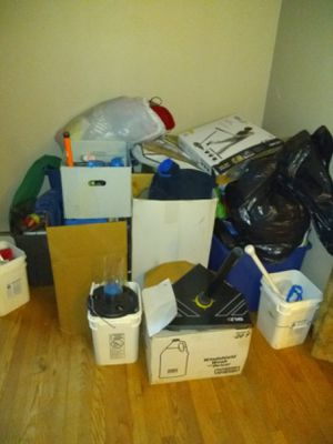 Bunch of free stuff clothes jackets kids toys arts craft must take all FREE for Sale in West Springfield, MA