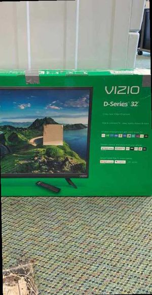 Vizio TV 32 inches!! Brand new with warranty CG for Sale in Fontana, CA