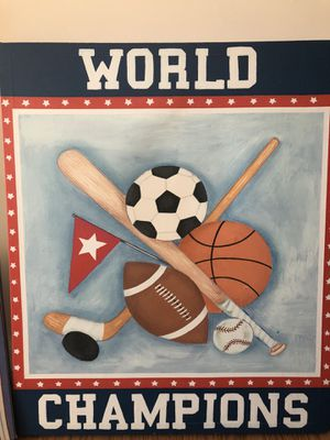Sport Canvas for Sale in Virginia Beach, VA