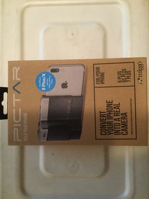 Pictar DSLR iPhone camera accessory for Sale in Moorestown, NJ