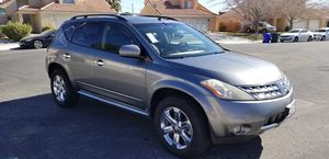 2007 Nissan MURANO SL-Drives GREAT!BACKUP Camera for Sale in Apple Valley, CA