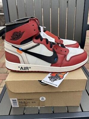 Nike air Jordan 1 off white for Sale in Orangeburg, SC