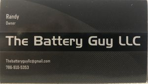 Golf Cart Batteries (delivered and installed ) for Sale in Miami, FL