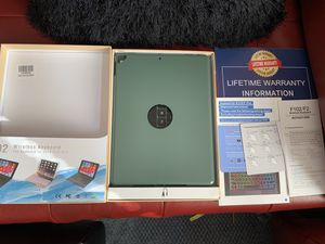 Phixnozar keyboard Case for IPad. for Sale in Federal Way, WA