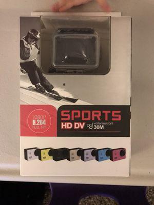 Sports HD DV 1080p, like GoPro. for Sale in Alameda, CA