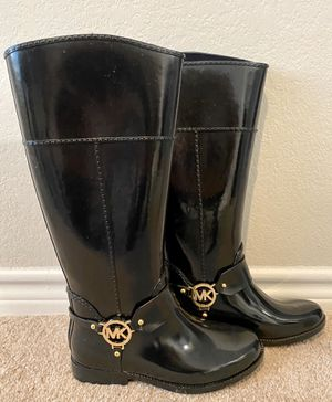 Michael Kors Rain Boots for Sale in Dallas, TX