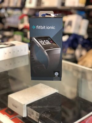 Fitbit ionic new for Sale in Camden, NJ