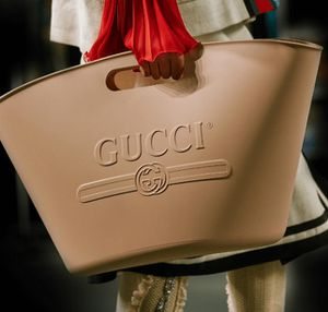 Gucci rubber tote bag for Sale in Silver Spring, MD
