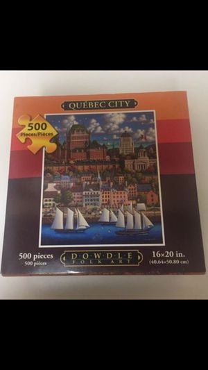 Puzzles game for Sale in Miramar, FL