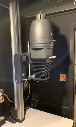 Polaroid 4 x5 condenser enlarger for Sale in Weston, MA