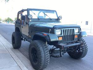 Jeep Wrangler 4x4 For Sale for Sale in Phoenix, AZ