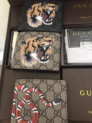 New Wallets Price is Firm Few. left for Sale in Miami Lakes, FL