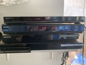 DVD players for Sale in Selma, CA
