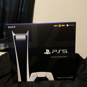 PlayStation 5 Digital Edition for Sale in Brooklyn, MD