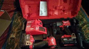 Milwaukee M18 FUEL combo kit for Sale in San Gabriel, CA